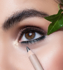 Smooth eyeliner 15 volcanic ash