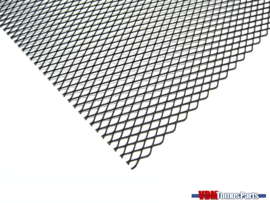 Race mesh black