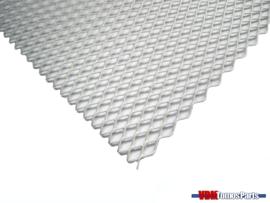 Race mesh white