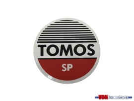 Sticker 57mm Tomos SP