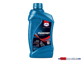 2 Stroke oil Eurol TTX (1 Liter)