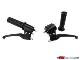 Throttle/Brake lever set modern universal
