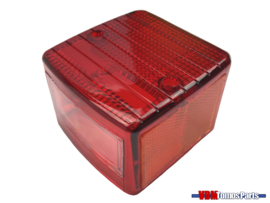 Taillight glass red Tomos A35
