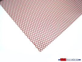 Race mesh red