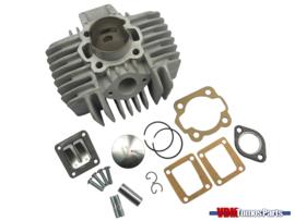 65cc Airsal cilinder set aluminium (44mm) Tomos A35/A52