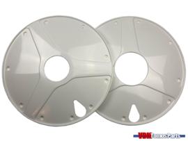 Wheel plate set 17 Inch 4-Pieces Tomos