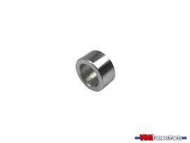 Wheel spacer 10mm for 12mm axle aluminium universal