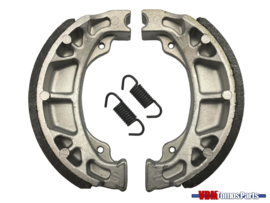 Brake shoes set rear side Tomos Funtastic/Youngst`R