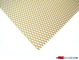 Race mesh gold