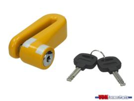 Brake disc Lock (Yellow)