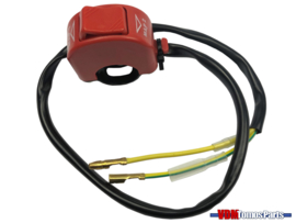 Handlebar switch for CDI double curve HPI