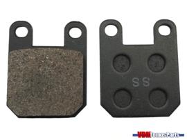 Brake pads AJP Tomos Revival/Funtastic/Youngst`R/Etc