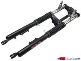Front fork EBR short black Tomos A3/A35/Etc