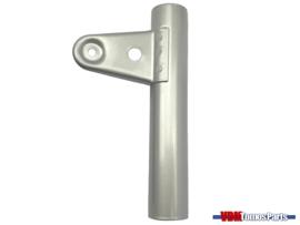 Headlight hook left silver Tomos old model