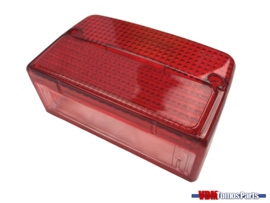 Taillight glass red Tomos A35 from 2007