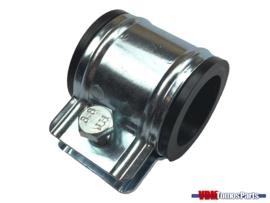 Uitlaatklem met rubber (27-30mm)