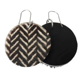 Oorbel Hanger HAIRY STRIPES