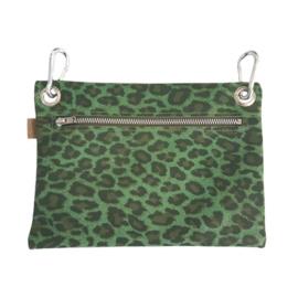 HEUPTASJE CLICK GREEN PANTHER