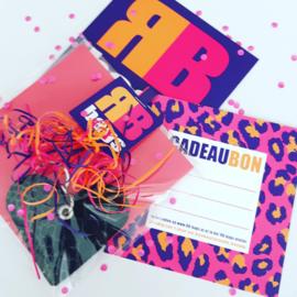 CADEAUBON RB-bags 10 EURO