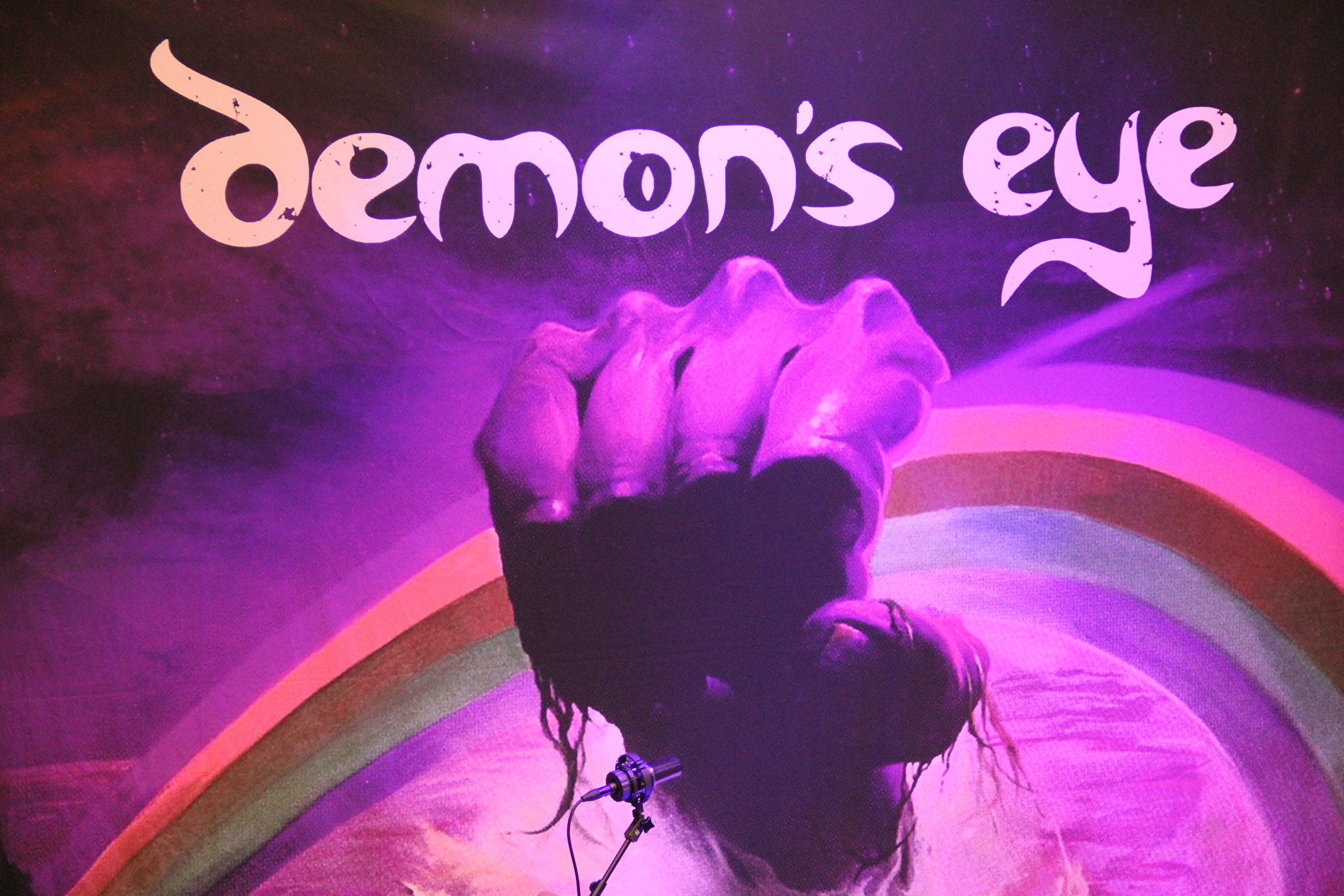 DEMON'S EYE - THE PURPLE RAINBOW TOUR 2019