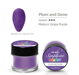 Simplicite - Plum and Done 7g