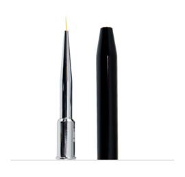 HD Detailer Brush Metalic Black Handle