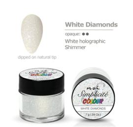 Simplicite - White Diamonds 7gr