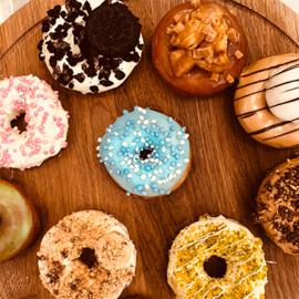 Geboorte donut its a Boy (20 stuks)