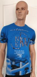 Shirt Hel blauw NEW