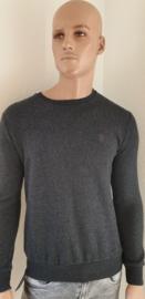 Donkergrijze Sweater