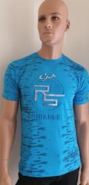 Shirt RS Helblauw