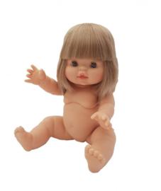 Pop Gordi meisje (blank blond haar met blauwe ogen)