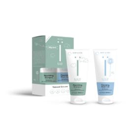 Naïf Value Pack - Shampoo & Wasgel Duo voor Baby & Kids
