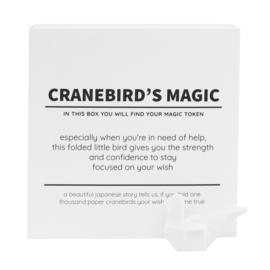 Quote box - Cranebird's Magic