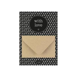 Geldkaart With Love