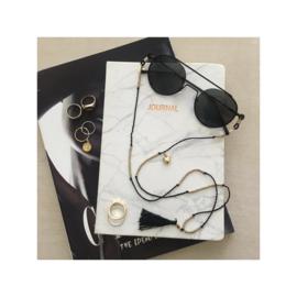 Sunny Cords McTassel ★ SUNNY CORDS (zwart)
