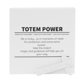 Quote box - Totempower
