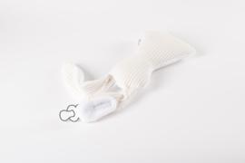 Flaps Speenknuffel basic white