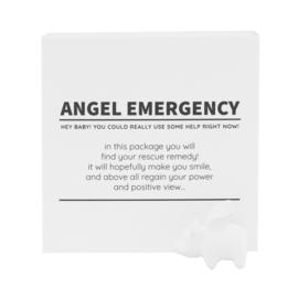 Quote box - Angel Emergency