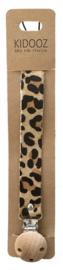 KIDOOZ Speenkoord leopard