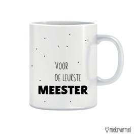 MOK   VOOR DE LEUKSTE MEESTER - MIEKinvorm