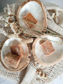 Amberblokjes ( 1 stuk)