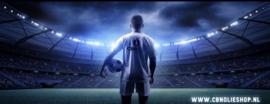 Voetbal en CBN Olie Full Spectrum
