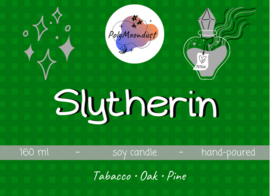 Slytherin 90 ml | Harry Potter geïnspireerde soja wax kaars