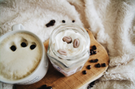 Latte kaars   Book café