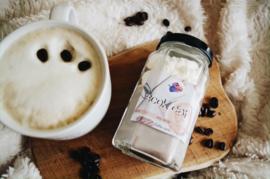 Latte kaars | Book café