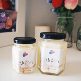 Aloha 160 ml | Disney geïnspireerde soja wax kaars
