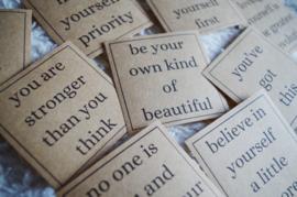 Self-love box