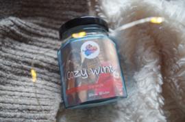 Winter kaars | Cozy winter
