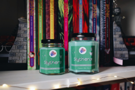 Slytherin 90 ml   Harry Potter inspired soy wax candle